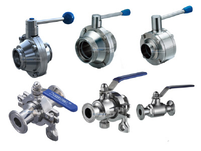 About The Three-piece Ball Valve