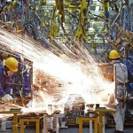 China industrial profits fall for sixth straight month