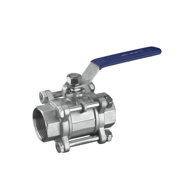About High Pressure Ball Valve