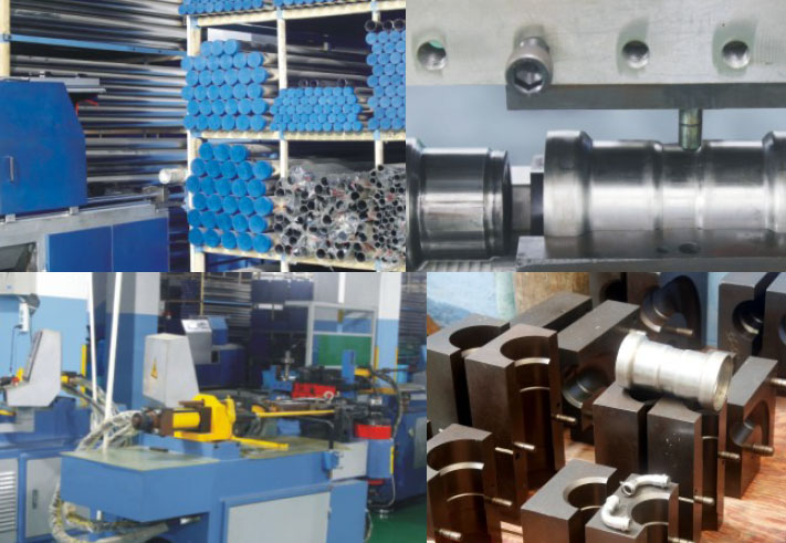 What Is The Proportion Of High-pressure Pipe Fittings Developed In China For So Many Years?