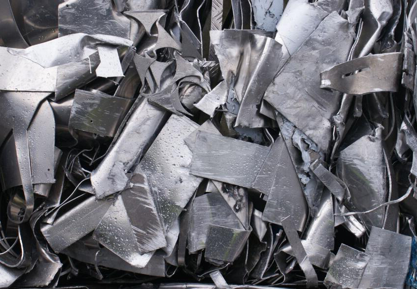 Stainless steel scrap exports Japan July