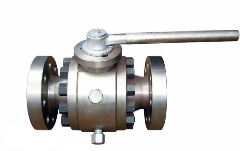 Low Temperature Ball Valve