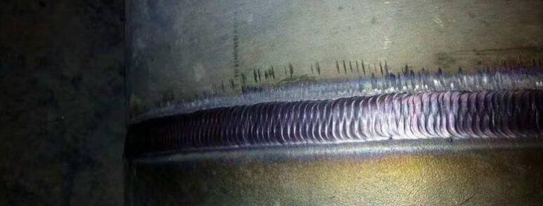 Process of Stainless Steel Pipe Welding