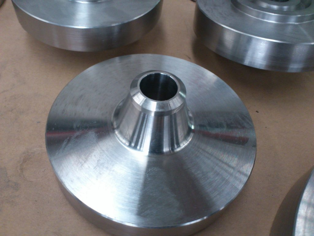 ss WNRF flange without drilling