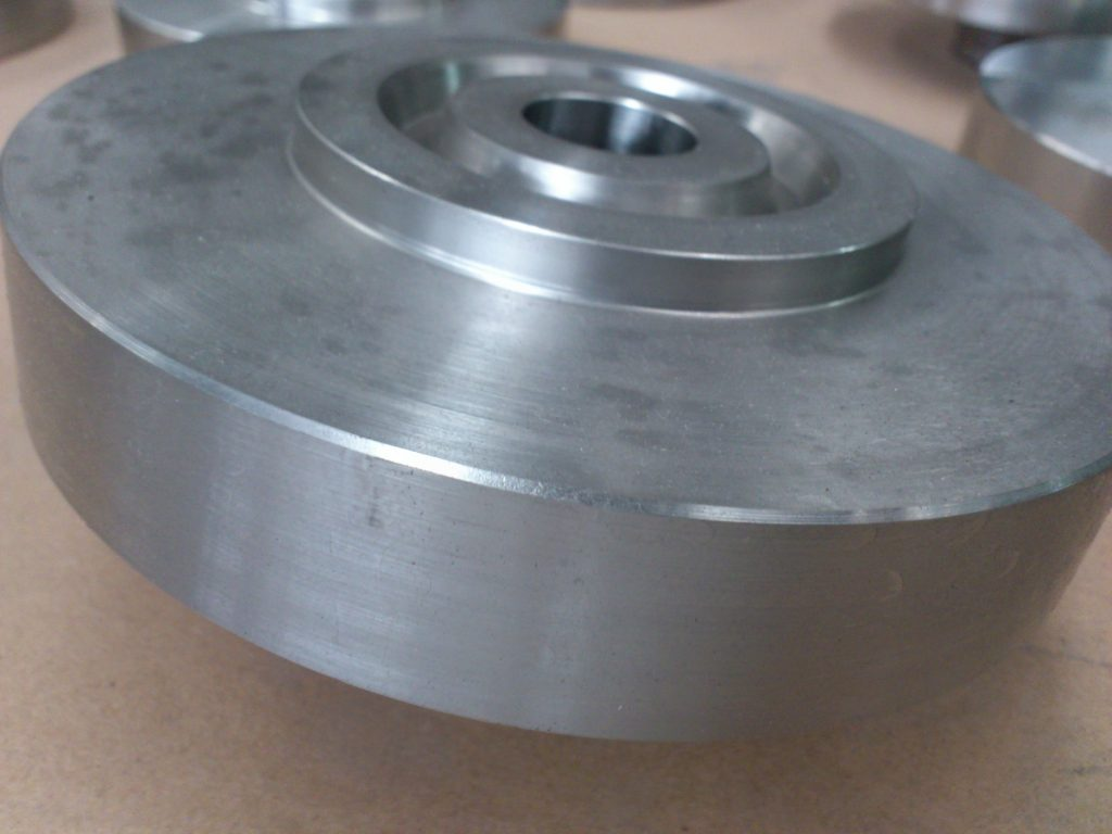 stainless steel WN RJT flange