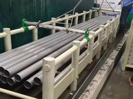 Why S31803 Stainless Steel Pipe and Fittings Is More Difficult To Clean Than Ordinary Austenitic Stainless Steel Pipe By Pickling