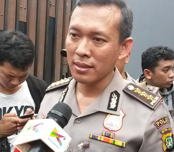 Awi Setiyono is asked for Demonstration