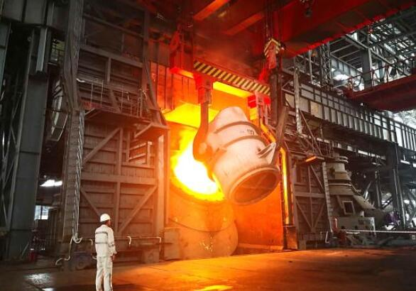 Indonesia Dexin Steel 2# Blast Furnace Was Successfully Ignited At 19:58 On February 3, 2021