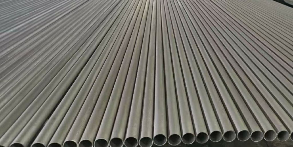 STAINLESS STEEL PIPE OF CHINA