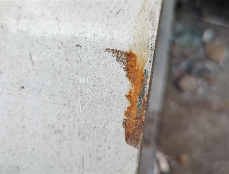 can stainless steel rust